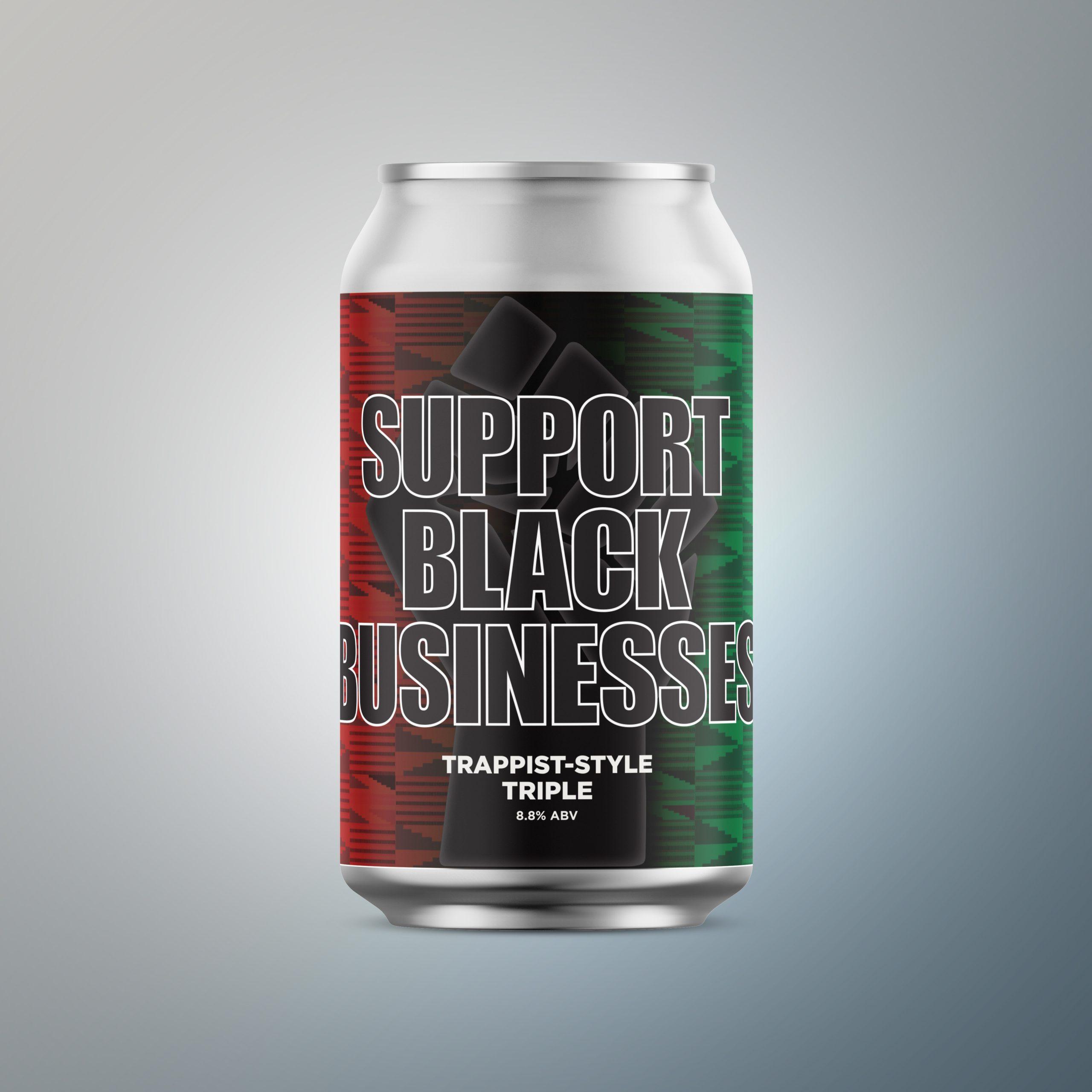 Hellbender Support Black Businesses